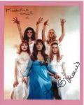 Veronica Carlson  & Kate O'Mara (Hammer Horror) - Genuine Signed Autograph 7089